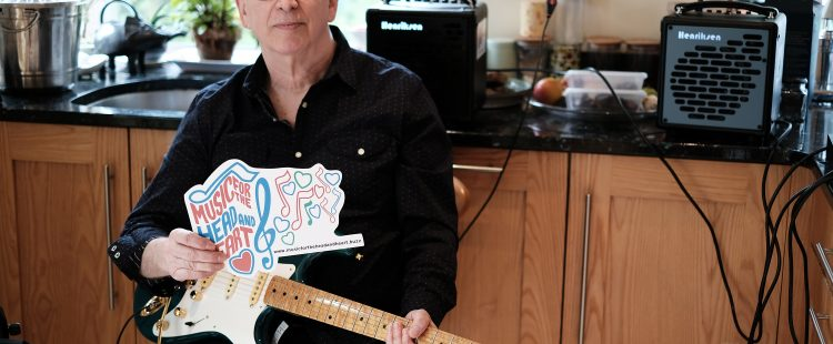 Michael Ross from Guitar Moderne